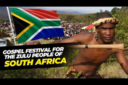 South Africa Zulu Gospel Festival