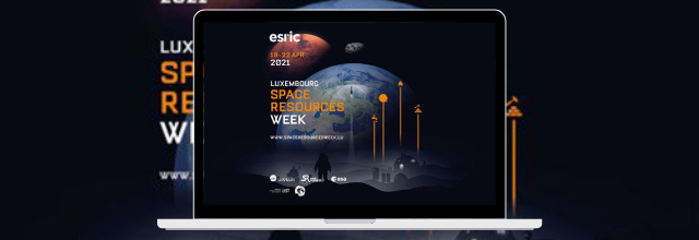 Launch of the 3rd edition of the Space Resources Week organized in Luxembourg