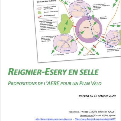 Plan Vélo de l'AERE, Conférence et assemblée générale