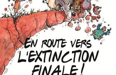 En route vers l'extinction ! Et si on misait plutôt sur la biodiversité ?