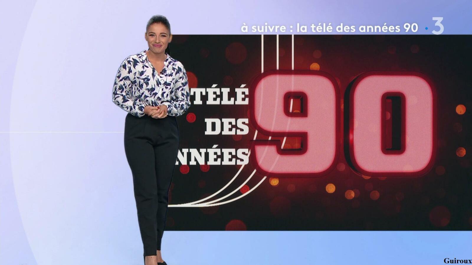 Virginie Hilssone-Lévy 27/08/2021 Journal météo du soir + météo des plages