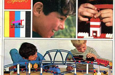 CATALOGUE LEGO 1968.