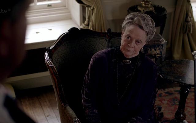 Critiques Séries : Downton Abbey. Saison 4. Episode 2.