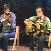 michael o'domhnaill and kevin burke - lord franklin song 1982 concert kieransirishmusicandsurvivalco