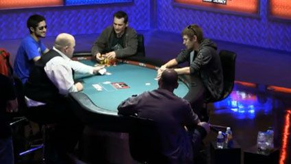 Les finales des World Series of Poker en direct sur internet