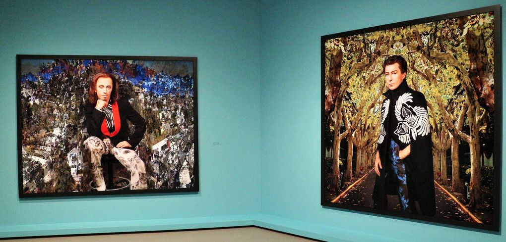 Cindy Sherman à la Fondation Louis Vuitton (2)