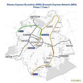 Le REB et des lignes CHRONO pour un réseau de transports en commun de surface complet et efficace - Les pieds sur Terre