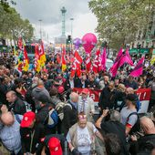 Manifestation du 15 septembre 2016 à Paris