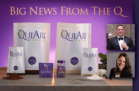Spécial Live 05/12/19 avec Mr Bob REINA CEO #QuiAri & Mme Allison Roberts, Vice Présidente du Marketing