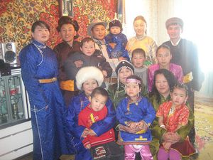 Le Nouvel An Mongol : Tsagaan Tsar