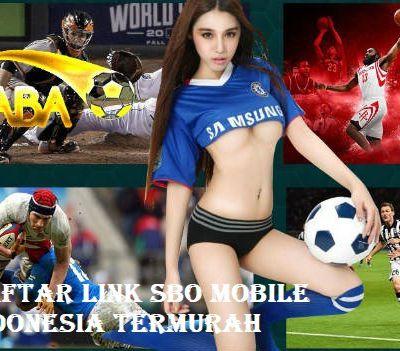 Daftar Link Sbo Mobile Indonesia Termurah