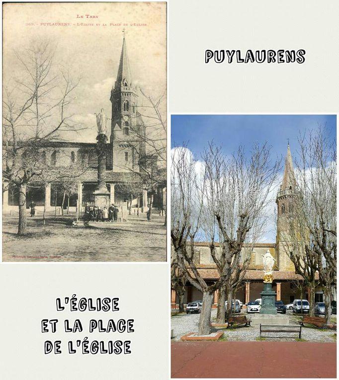 Puylaurens, Tarn 《41》 ~