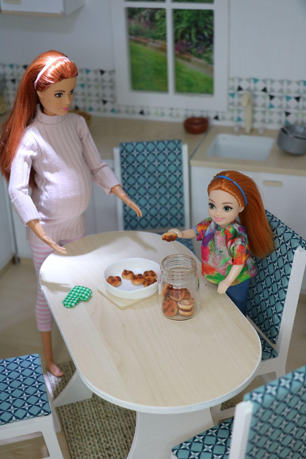 Cake et cookies