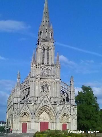 Rouen : Notre-dame de Bonsecours, la cathédrale, vue sur la Seine, Le Gros-Horloge.