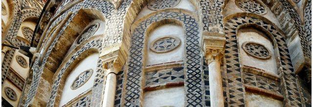 La Cathédrale de Monreale, l'Abside