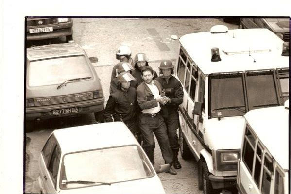 Sans papiers: Mansat à Saint Bernard