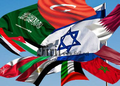Israel, Arab countries mull establishing 'regional defence alliance'