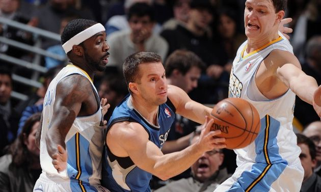 Minnesota s'impose à Denver contre les Nuggets