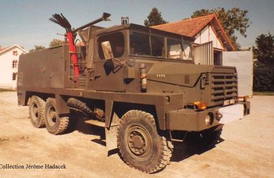 Berliet GBC 8 KT FPM  (1/43 - Hachette-Collections)