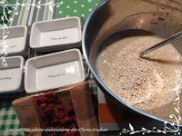 Porridge aux baies de Goji