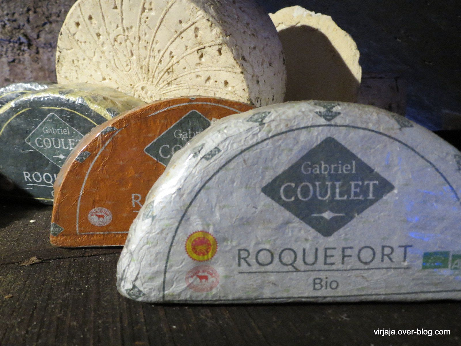 CAVE DE ROQUEFORT