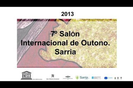 Le catalogue du Salon d'Automne International à SarriaLe catalogue du Salon d'Automne International à Sarria à partager.