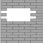 Murs à réparer en MS chez Petra