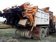 Camion G290 6x2 Bouille Bitume Gravillonneur Secmair