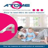 ATOME SPECIAL WEB AERTECNICA FRANCE CATALOGUE - Aspirateur centralisé