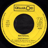 material - bustin'out - over and over - 1981 - l'oreille cassée