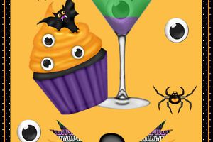 carton d'invitation ~Halloween~