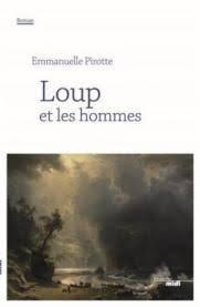 """""""Loup et les hommes """"d'Emmanuelle PIROTTE, le coup de coeur d'une lectrice de la médiathèque"""