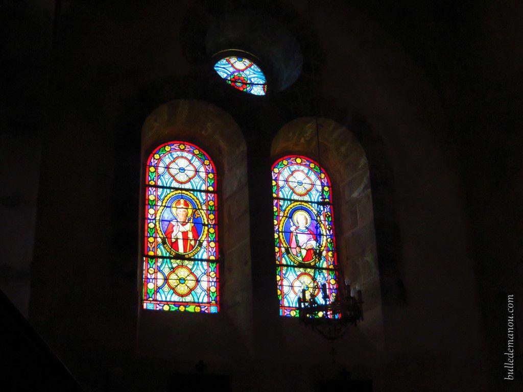 Les vitraux anciens