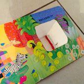 Le livre dont on fait partie (pour les tous petits), le livre-miroir - Le blog de fannyassmat, le quotidien d'une assistante maternelle en mille et une anecdotes