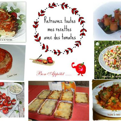Cuisinons les tomates