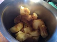 compote pommes cannelle au cook'in