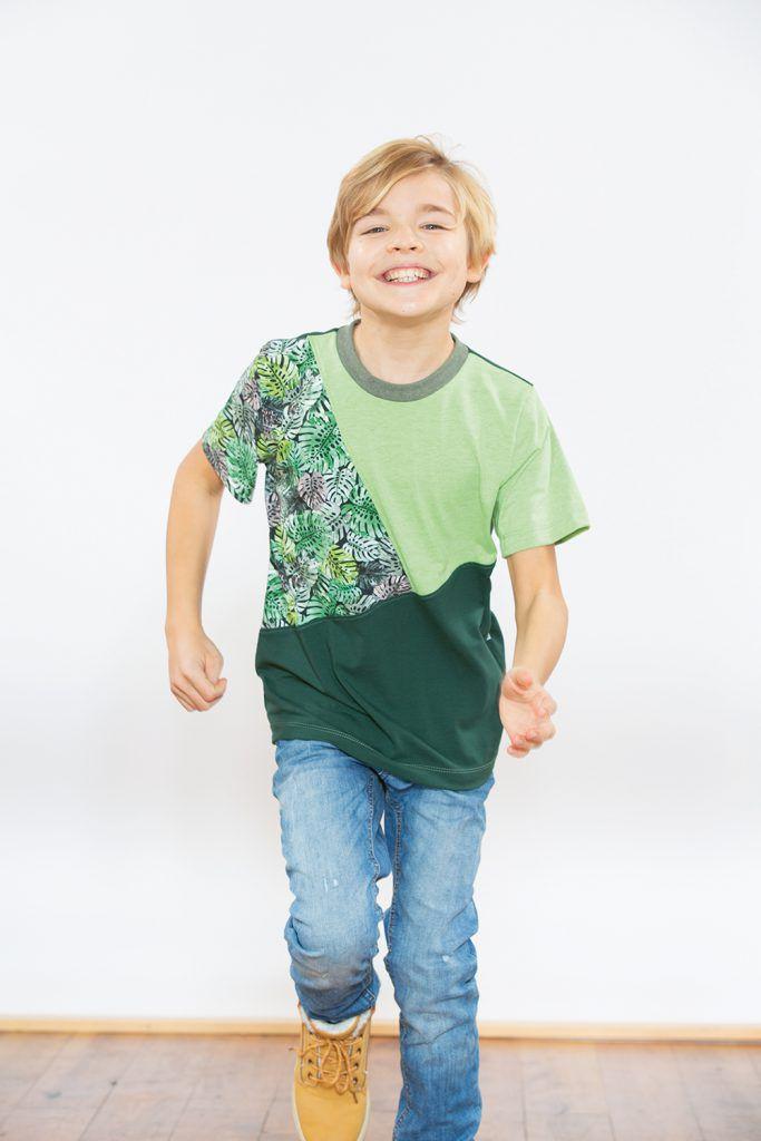 T-shirt enfant Sisa