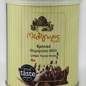 Miel de Thym de Crète - Pot de 250g - Miel - Épicerie Grecque