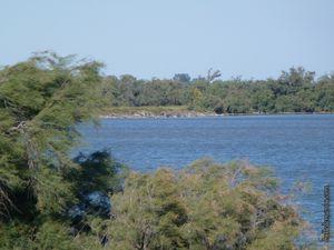 Vue sur l'étang du Vaccarès