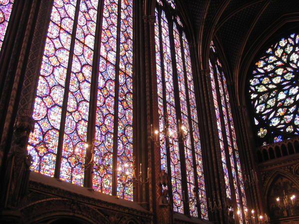 La basilique Saint Denis & la Sainte Chapelle