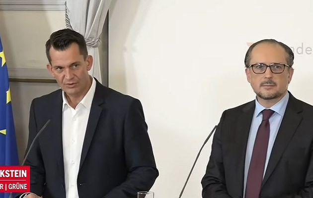 L'Autriche envisage de confiner uniquement les non vaccinés