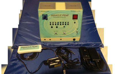 Miracle PEMF ™ Machine (3 & 1) Machine Can upgrade to a 6 & 1 PEMF Machine!