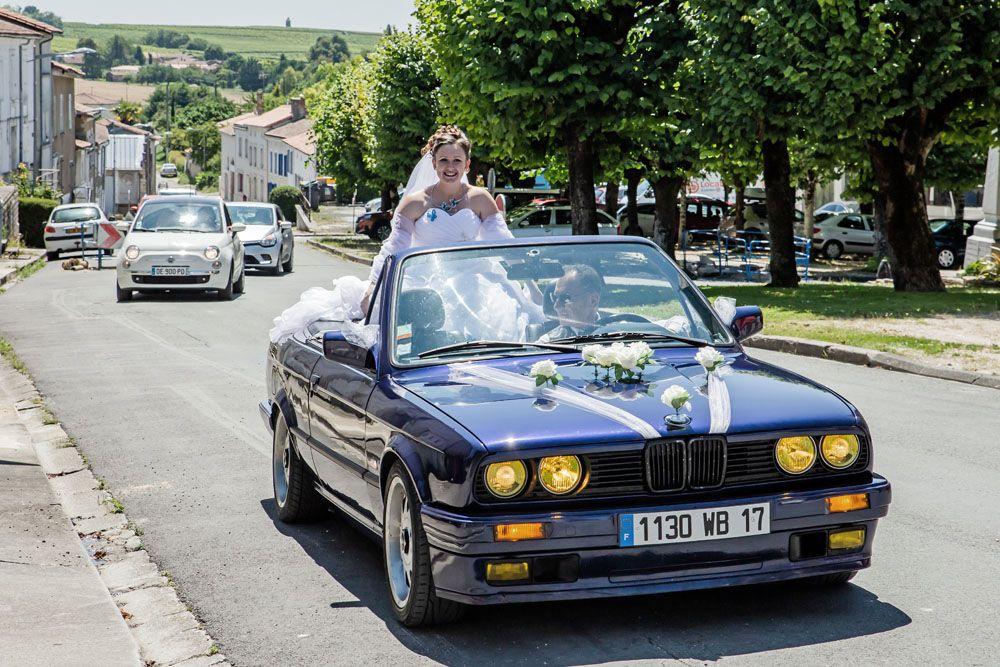 Reportage mariage du 17/07/21, photographe Saint-Maigrin (Charente-Maritime)