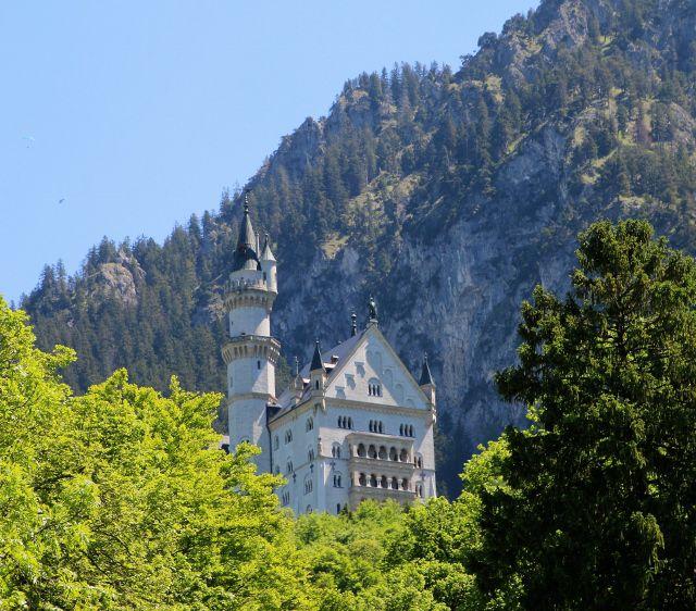 Château Neuschwantein - Allemagne
