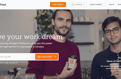 PeoplePerHour the #1 freelancing community Post a project for free to find professional freelancer