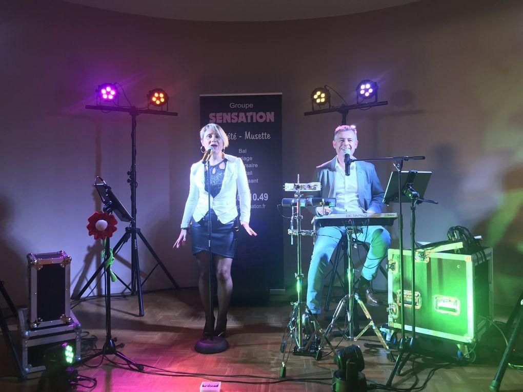 Groupe musical dans le Gard