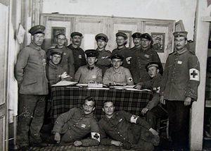 COTES-DU-NORD - Hôpitaux Militaires (1914-1918)
