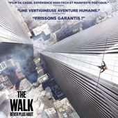 The Walk - Rêver Plus Haut : on a recréé les sommets des deux tours du World Trade Center en studio, sur fond vert - OOKAWA Corp.