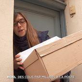 Fêtes de Noël : comment La Poste assure-t-elle la livraison des colis ? - Le Journal du week-end | TF1