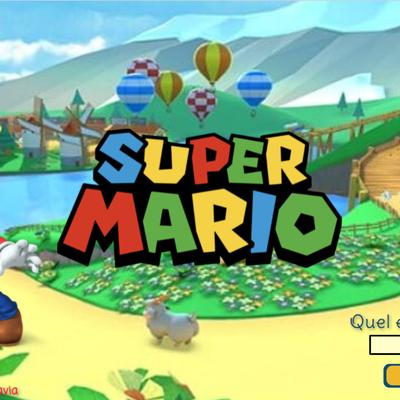 Jouer à Super Mario avec Genially : Les pourcentages au Cycle 3 et début de cycle 4